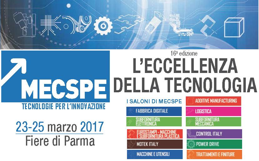 Fiera di Parma - MECSPE 2017