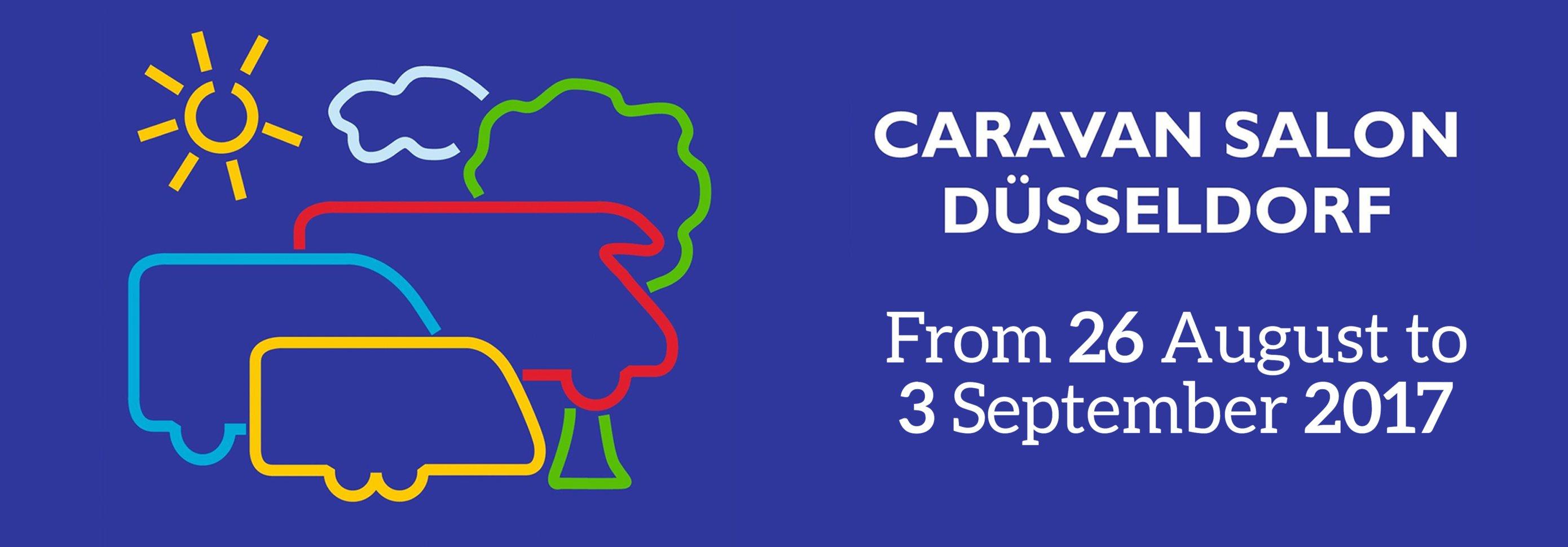 Caravan Salon 2017 Düsseldorf